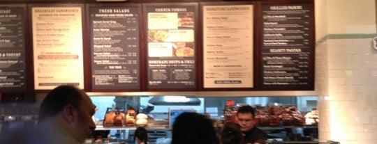 Corner Bakery Cafe Woodland Hills Menu