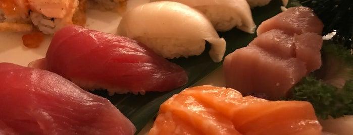 Sushiko Japanese Restaurant is one of Creme de la Creme.