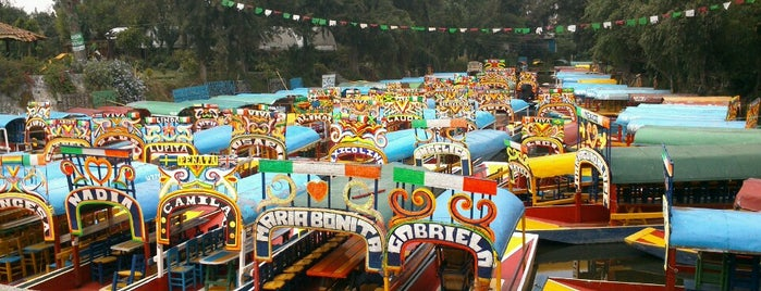 Xochimilco is one of 4sq Cities! (Asia & Others).