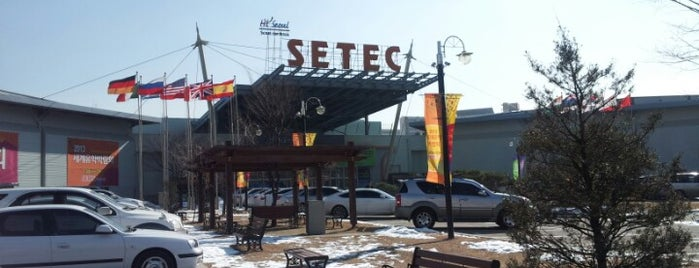 SETEC is one of life of learning.