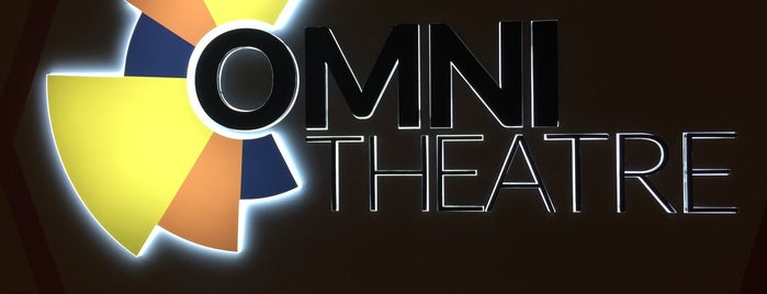 Omni-Theatre and Planetarium is one of Favorite Arts & Entertainment.