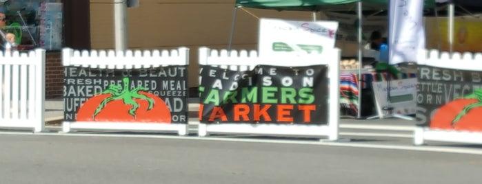 Madison Farmers' Market I is one of Madison NJ.