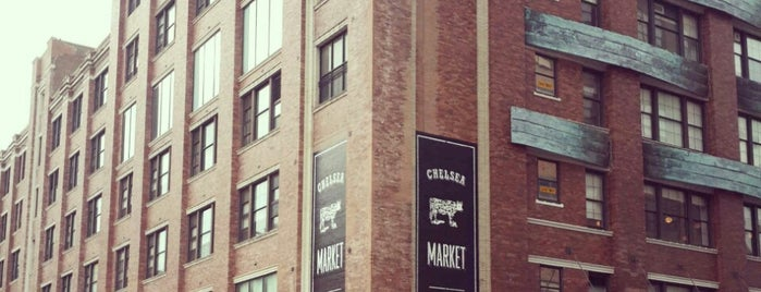 Chelsea Market is one of My NYC.