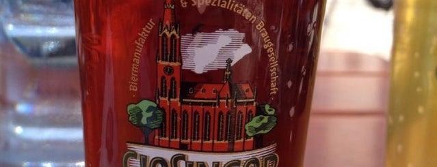 Giesinger Biermanufaktur is one of 2be @muc.