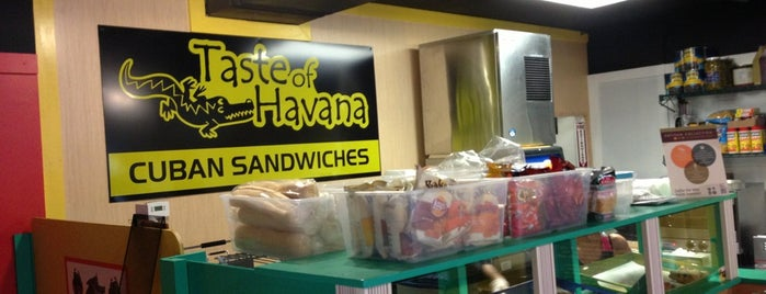 Taste Of Havana is one of The 15 Best Places for Sandwiches in Indianapolis.