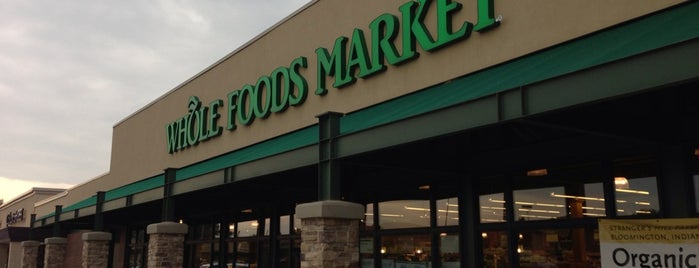 Whole Foods Market is one of Groceries location.
