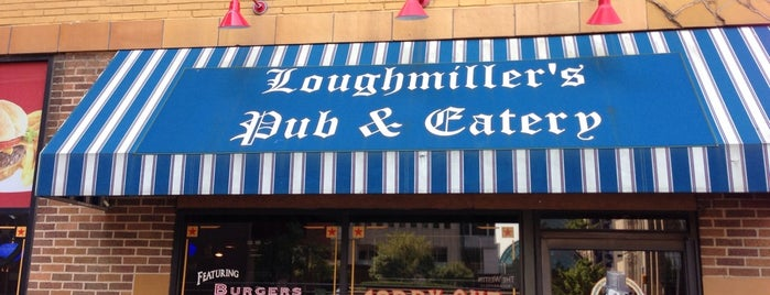 Loughmiller's Pub & Eatery is one of WFYI MemberCard 2 for 1 Restaurants.