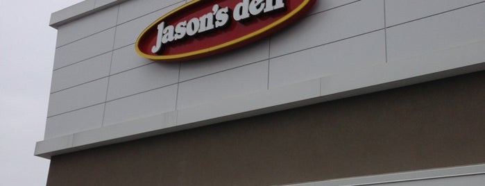 Jason's Deli is one of Places to eat in INDY.