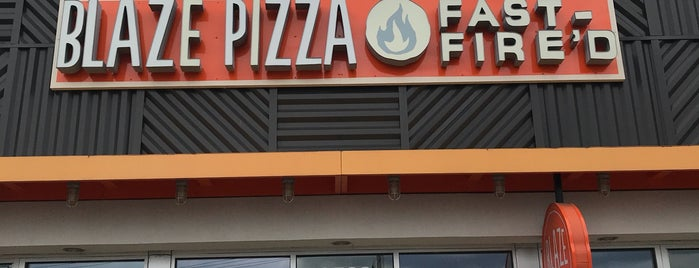 Blaze Pizza is one of The 15 Best Family-Friendly Places in Indianapolis.