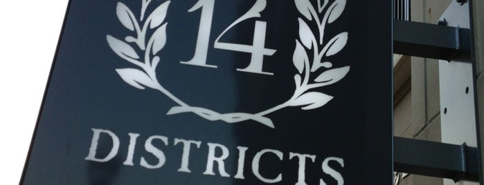 14 Districts is one of Shopping: Indy Style.