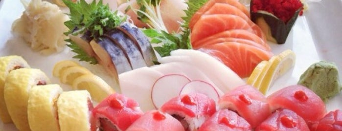 Takumi is one of 20 favorite restaurants.