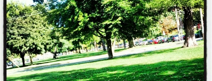 Walnut Park is one of NYC Syracuse UNI.