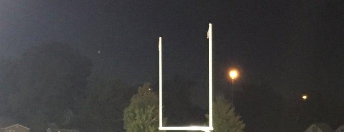 Logan High School is one of Lacrosse.