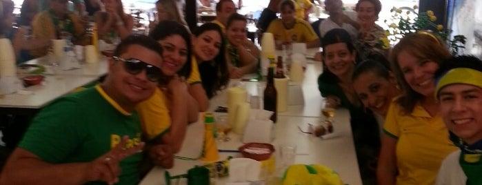 Ipanema is one of Brasil: restaurantes bons, bonitos e baratos.