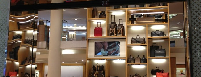 Louis Vuitton is one of NY Fundraiser Scavngr Hunt.