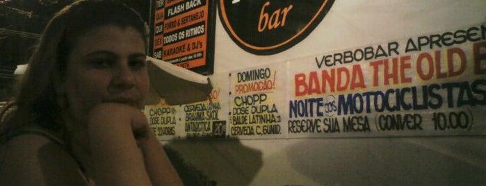 Verbo Bar is one of Favorite Nightlife Spots.