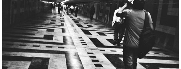 Park Street Metro Station is one of Kolkata.