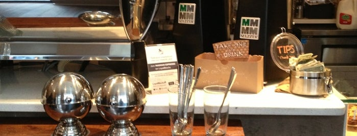 Madman Espresso is one of Trendy Coffee.