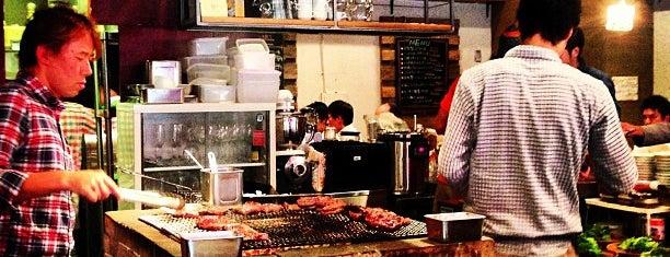 Tokyo Butchers is one of lieu a Tokyo 2.