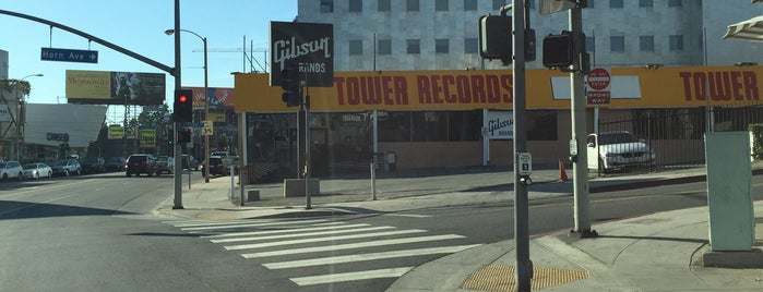 The Sunset Strip is one of Before you leave LA, you must....