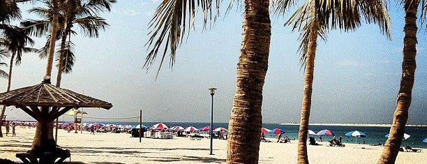 Jumeirah Beach Park is one of Sight seeing.