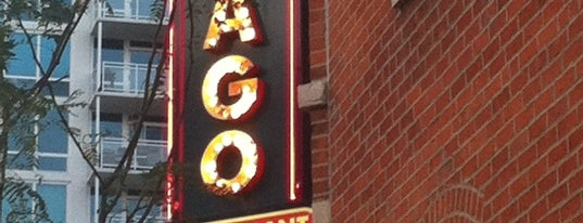 Club Lago is one of Angel's Envy in Chicago.