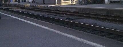 Bahnhof Zofingen is one of Bahnhöfe.