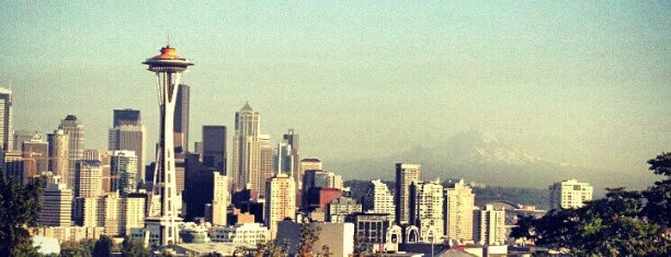 Kerry Park is one of Seattle for Visitors.