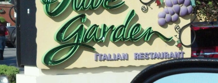 Olive Garden is one of Top 10 favorites places in Waldorf, MD.
