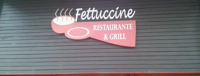 Fettuccine Restaurante e Grill is one of Almoço no Centro de Porto Alegre.