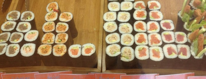 Momiji Sushi is one of Japanese Restaurants in Adelaide.