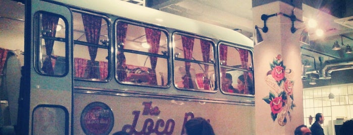 The Loco Bus is one of Thess /Restaurants.