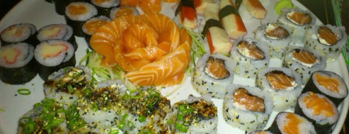 Kirei Temakeria is one of Sushi Work Place.