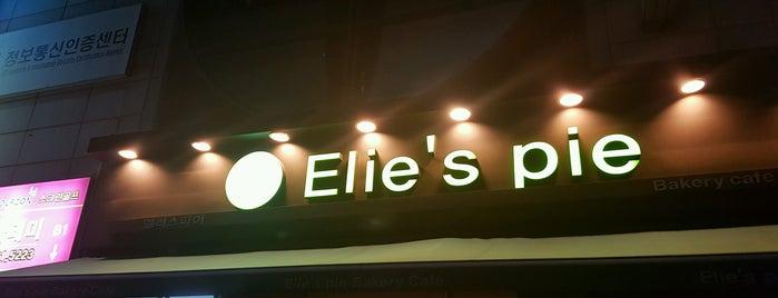 elie's pie & galette is one of DESSERT.