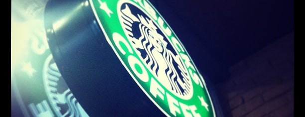Starbucks is one of *.