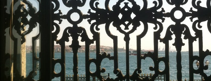 Bezm-i Alem Valide Sultan Camii is one of İstanbul.