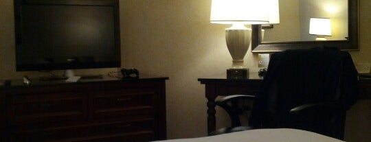 Hilton DFW Lakes Executive Conference Center is one of Hotels.