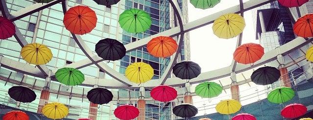 Mecenatpolis Mall is one of 韓国旅.