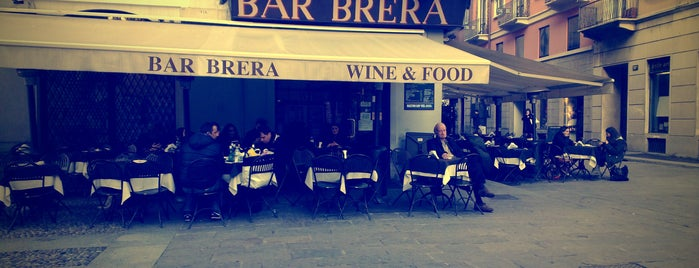 Bar Brera is one of consigli che meritano..