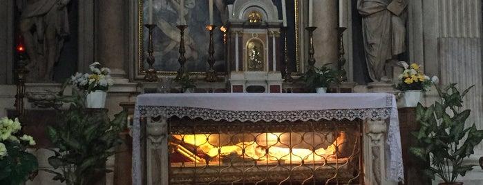Basilica San Marco is one of Florenz/ Toskana.