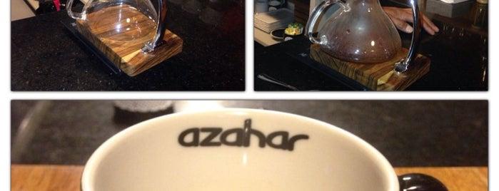 Azahar Café is one of Latam.
