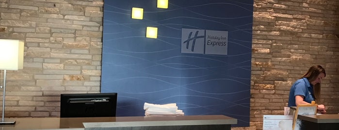 Holiday Inn Express Frisco is one of Frisco Hotels and Resorts.
