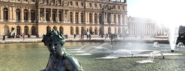 Palace of Versailles is one of France.