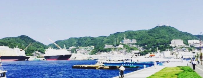 長崎港常盤ターミナル is one of ひとりたび×長崎.