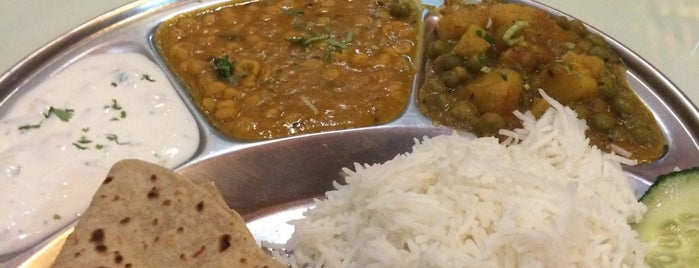 Sharmaji Indian Veggie Restaurant 印度素食專業咖喱皇 is one of Hong Kong.