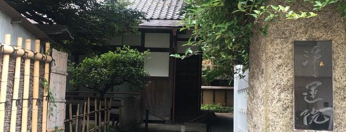 浄運院 is one of my fav tokyo spot.