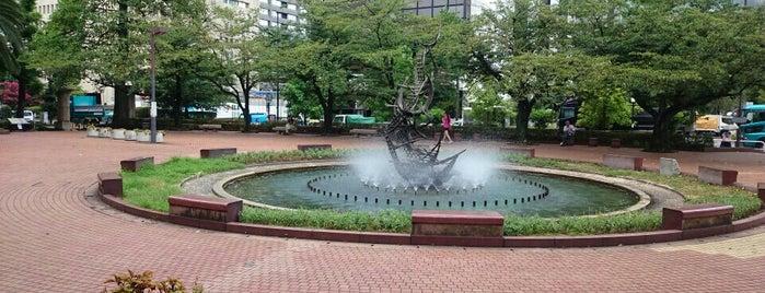 日比谷公園喫煙所 is one of 喫煙所.
