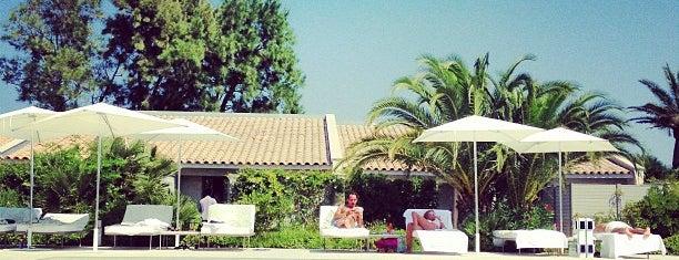 Hôtel Sezz Saint Tropez is one of Top 10 favorites places in Saint-Tropez, France.