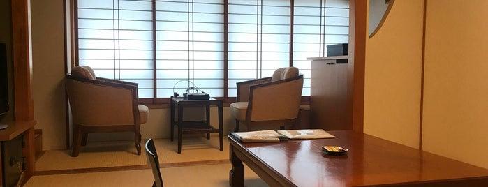 萩観光ホテル is one of 宿泊履歴.