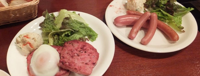 neu frank is one of 多摩地区お気に入りカフェ&レストラン.